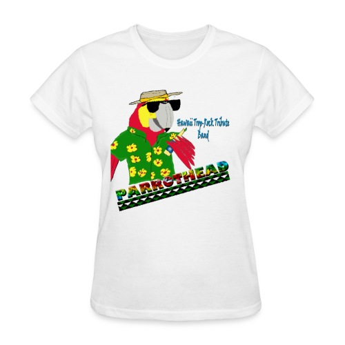 Parrothead Concert T Logo1 W-LW  - Women's T-Shirt