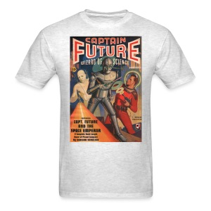 Captain Future First Issue - Men's T-Shirt