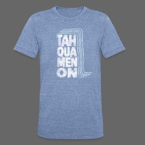 Tahquamenon Falls - Unisex Tri-Blend T-Shirt