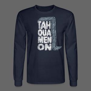 Tahquamenon Falls - Men's Long Sleeve T-Shirt