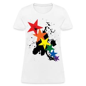 Taste the Rainbow! - Women's T-Shirt
