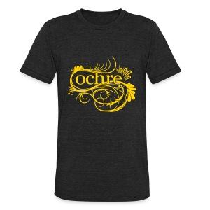 Gold Logo Vintage - Unisex Tri-Blend T-Shirt