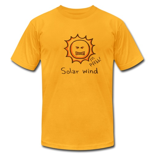 Solar Wind - Men's Fine Jersey T-Shirt