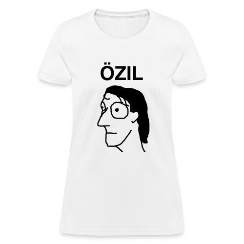 Ozil Women's t-shirt - Women's T-Shirt