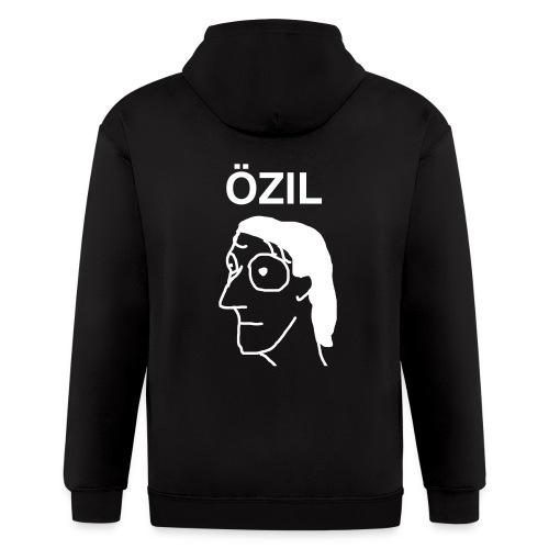 Ozil hoodie (Black) - Men's Zip Hoodie