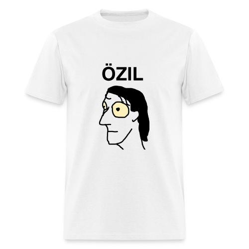 Ozil t-shirt GLOW IN THE DARK EYES - Men's T-Shirt