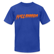T-Shirts ~ Men's T-Shirt by American Apparel ~ Hallamania