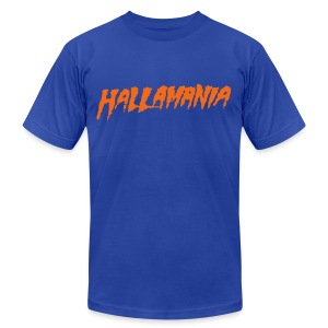 Hallamania - Men's T-Shirt by American Apparel