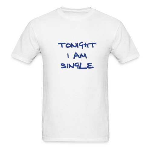Single Shirt - Men's T-Shirt
