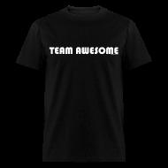 T-Shirts ~ Men's T-Shirt ~ Team Awesome - black