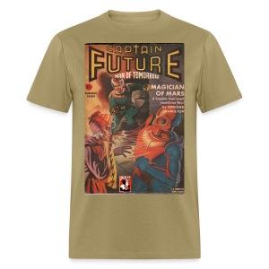 Captain Future  Sum 1041 - Men's T-Shirt