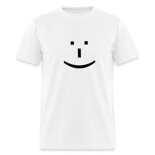:) - Men's T-Shirt