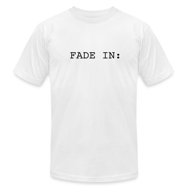 FADE IN / FADE OUT