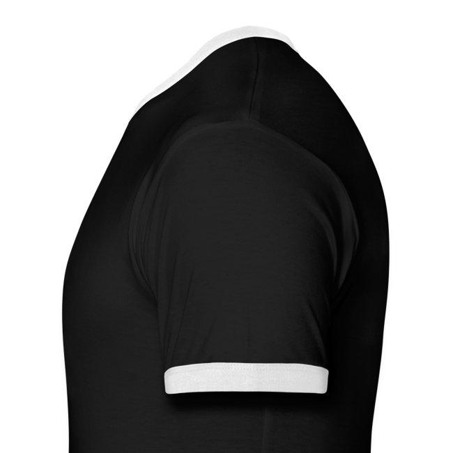 Ringer Inversé Coureur Des Bois Logo Homme
