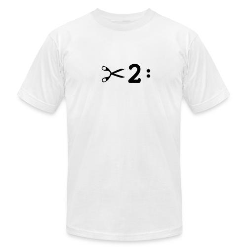 CUT TO: - Men's  Jersey T-Shirt