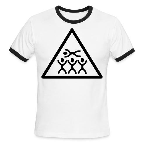 Mosh Pit - Men's Ringer T-Shirt