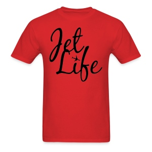 Jet Life (Black) T-Shirt - Men's T-Shirt
