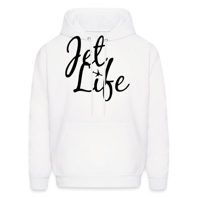 Jet Life (Black) Hoodie