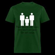 T-Shirts ~ Men's T-Shirt ~ Super-Size Me