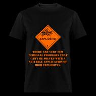 T-Shirts ~ Men's T-Shirt ~ Problem? Solved.
