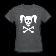 Women's T-Shirts ~ Women's T-Shirt ~ Girlie Pirate