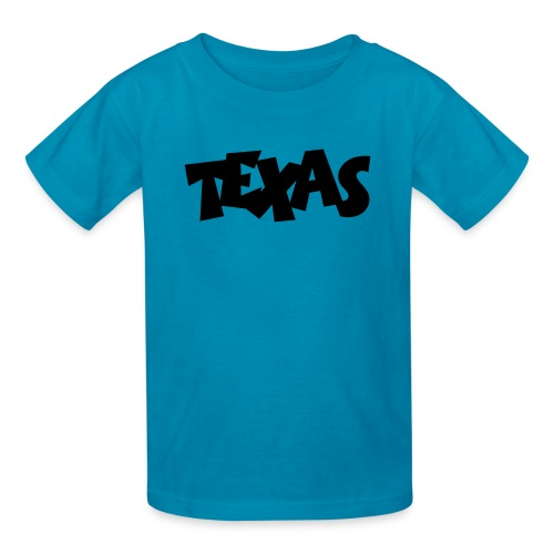 Texas Kid's T-Shirt - Kids' T-Shirt