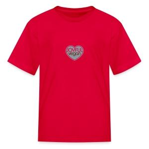 Children's Joyful Vegan Tee - Kids' T-Shirt