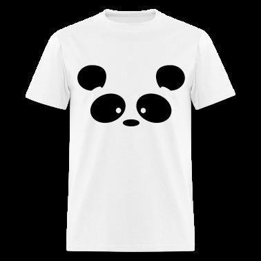 PANDA, MENS T-SHIRT