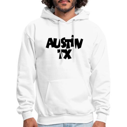 Austin TX Hoodie - Men's Hoodie