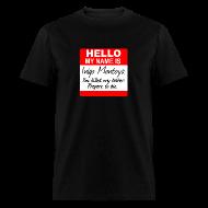 T-Shirts ~ Men's T-Shirt ~ ingo montoya
