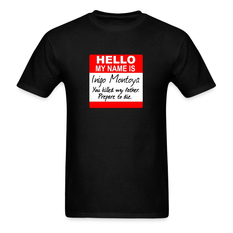 ingo montoya - Men's T-Shirt