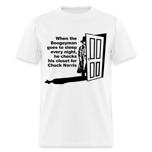 boogieman  - Men's T-Shirt