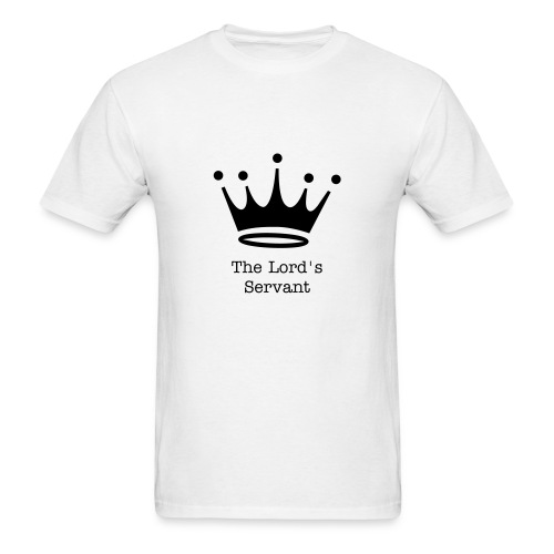 The Lord's Servant - Men's T-Shirt