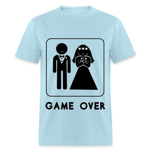 Game Over - Men's T-Shirt