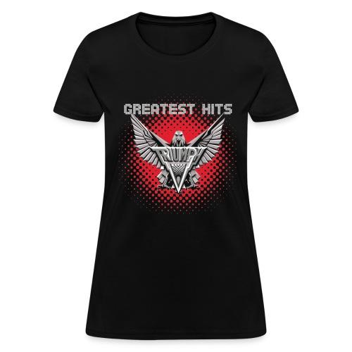 Ladies Greatest Hits Tee - Women's T-Shirt