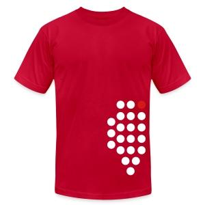 Chicago, IL Shirt - Unisex - Men's Fine Jersey T-Shirt
