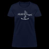 Women's T-Shirts ~ Women's T-Shirt ~ mvyradio - Martha's Vineyard anchor