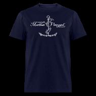 T-Shirts ~ Men's T-Shirt ~ mvyradio - Martha's Vineyard anchor