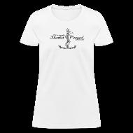 Women's T-Shirts ~ Women's T-Shirt ~ mvyradio Martha's Vineyard anchor