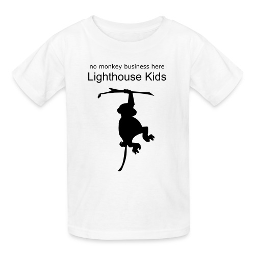 Monkey Business - Kids' T-Shirt