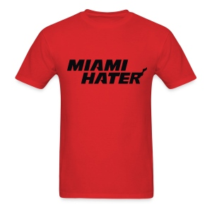 Miami Hater Shirt - Men's T-Shirt