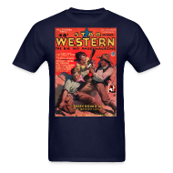 T-Shirts ~ Men's T-Shirt ~ Star Western Dec 1934