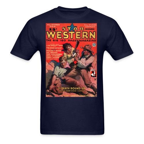 Star Western Dec 1934 - Men's T-Shirt