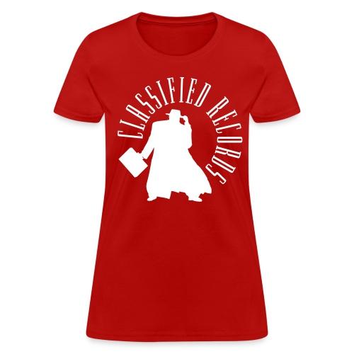 Classified Records Women's T - Women's T-Shirt
