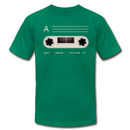 T-Shirts ~ Men's T-Shirt by American Apparel ~ stereo