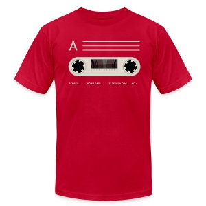stereo - Men's T-Shirt by American Apparel