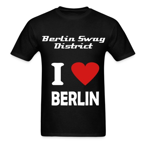 I Love Berlin (men) - Men's T-Shirt