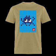 T-Shirts ~ Men's T-Shirt ~ KMT Invasion v.1