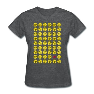 Multiple 45's v.2 - Women's T-Shirt