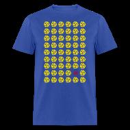 T-Shirts ~ Men's T-Shirt ~ Multiple 45's v.2